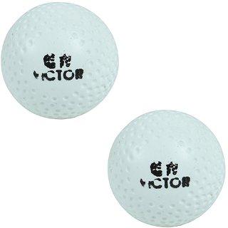 ARYANS Victor Superior Quality Hockey Turf Balls (Pack Of 2)