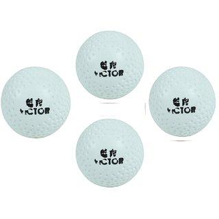 ARYANS Victor Superior Quality Hockey Turf Balls (Pack Of 4)
