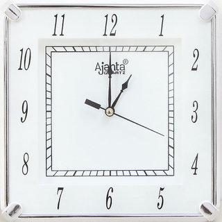 Ajanta Square Wall Clock 421w