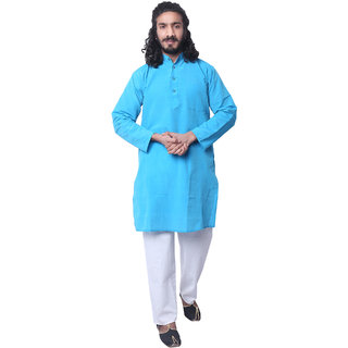 LDHSATI Cotton Kurta for men ( men's) man