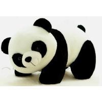 Soft Plush Toy Teddy Bear Kids Birthday Gift Black Panda 25 cm