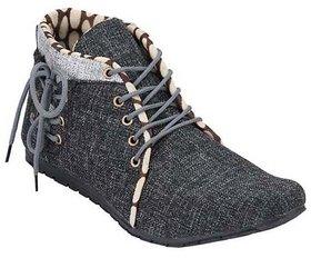 Black Field Moxerrr black Boot