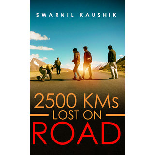 2500 KMs - Lost on Road