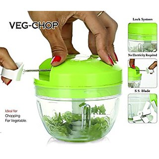 All in one smart vegetable chopper
