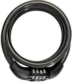 S4D Heavy Duty Multi-Purpose Chain Cable Number Helmet Lock