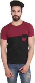 Stylogue Cotton Combination T Shirt For Mens