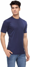 Rico Sordi Men's Plain Round Neck T-Shirt