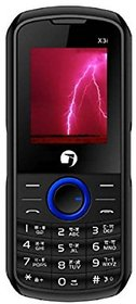 JIVI X3i FULL MULTIMEDIA DUAL SIM MOBILE PHONE WITH MOB