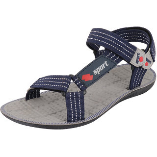 Men's Sylish Sandal LTO BLU GRY
