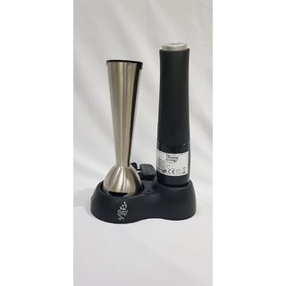Savvy Black Golden Hand Blender Cordless Chb-90