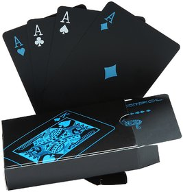 Right Tradrers waterproof Playing Cards - Poker Playing Cards