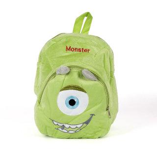 Plush Fabric Monster Picnic Bag For Kids (JFKDSBAGMONSTER)