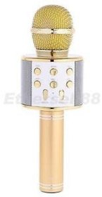 Alcoa Prime Gold WS-858 Wireless Bluetooth Connection M