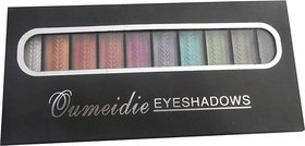 Multicolor Eye Shadow True Pearl Qumeidie (No of units 1)