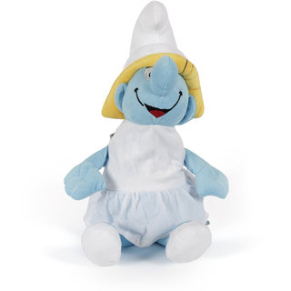 Plush Fabric Smurf Picnic Bag For Kids (JFKDSSMRFBAG01)