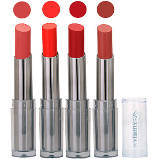 Silver Touch 4 Shade Lipstick Combo