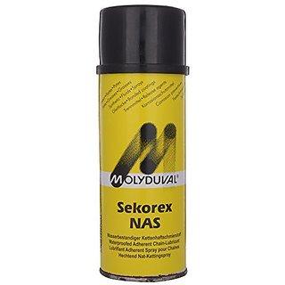 Chain Spray  Antiseize Anti-Corrosion Spray Molyduval Sekorex Nas 400ML