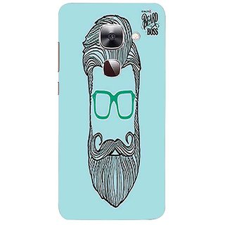 Printgasm LeEco Le Max 2 printed back hard cover/case,  Matte finish, premium 3D printed, designer case