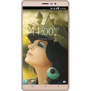 Karbonn Aura Note Play (2 GB, 16 GB, Champagne) with Fingerprint Sensor