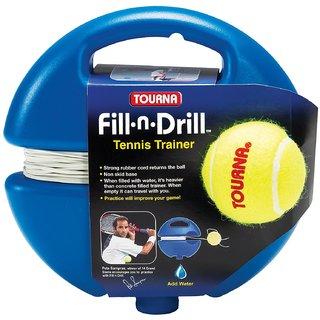 Tourna Fill Drill Tennis Trainer