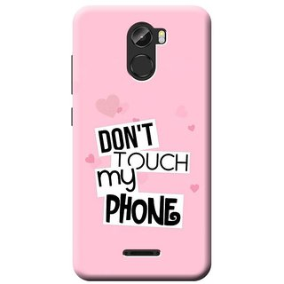 sale retailer af720 6740a AADEE MOBILE PRINTED BACK COVER SOFT BACK COVER FOR GIONEE X1 -AA-38