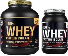 White World Whey Protein Isolate 2 LBS (Mix Fruit Flavo