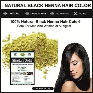 Buy Natural Black Henna Powder For Hair Color 100gm Online Get 50 Off