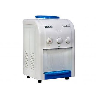 hot and cold table top water dispenser