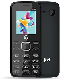JIVI X30 FULL MULTIMEDIA DUAL SIM MOBILE PHONE WITH CAM
