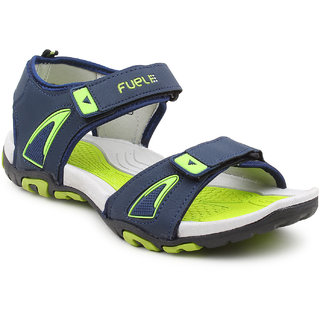 Fuel Men Navy Sports Sandals