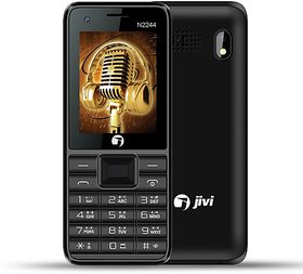 JIVI N2244 DUAL SIM MOBILE PHONE WITH SELFIE CAMERA AND