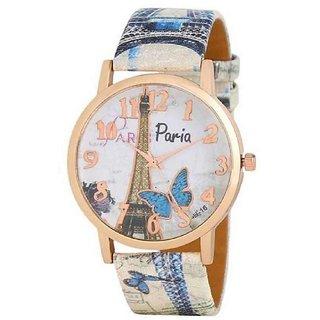 true choice new brand analog watch girls with 6 month warranty