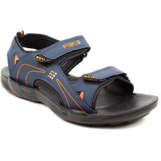 Fuel Men Navy Sports Sandals