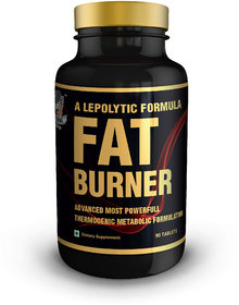 White World Fat Burner - 90 Capsules(Unflavoured)