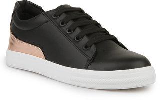 Skywalk Women's Black Casual Shoe