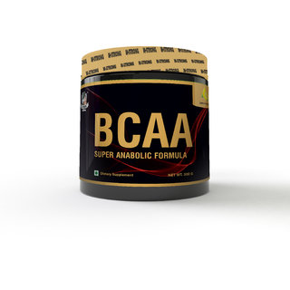 White World BCAA amino acid powder 300 G ( Lamon )