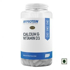 MYPROTEIN Calcium  Vitamin D3 - 60 Tablets