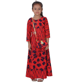 2a224e73545 Buy Crazeis Beautiful Party Wear Dress For Girls Online - Get 69% Off