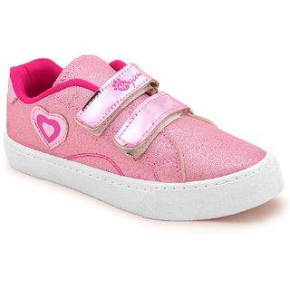 Myau Boys Girls Velcro Sneakers