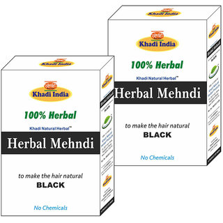 Black Herbal Mehndi (Pack of 2)