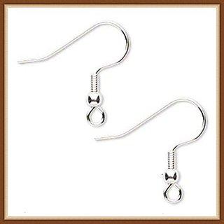 Ear Hook bead and loop ear wires