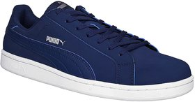 Puma Men Puma Smash Buck IDP Blue Casual Shoes
