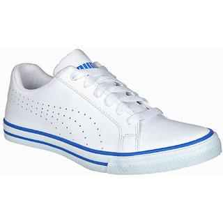 Puma Rick Point NU IDP White Blue Sneakers
