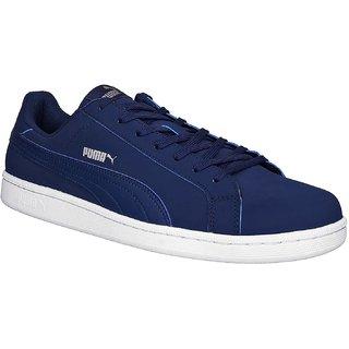 Puma Men Puma Smash Buck IDP Blue Casual Shoes