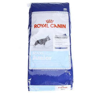 buy online royal canin maxi junior 15 kg. Black Bedroom Furniture Sets. Home Design Ideas
