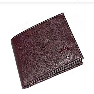 Woodland Brown Mens Wallet