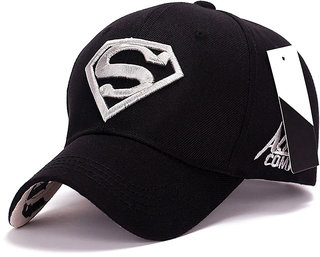 Superman Baseball  Sports Cap by Visach