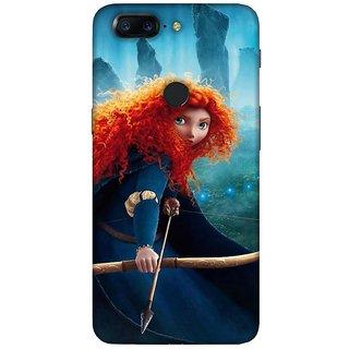 For OnePlus 5T shiva ( shiva, bhagwan, lord, god, jesus, christrian, om, allah ) Printed Designer Back Case Cover