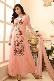 Salwar Soul New party wear  Light Orange Salwar Suit for women  girls