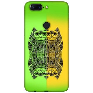 For OnePlus 5T wisky bottle ( wisky bottle, bottle, wisky, wine ) Printed Designer Back Case Cover